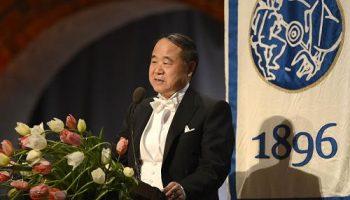 莫言:在世界文學中融入中國故事